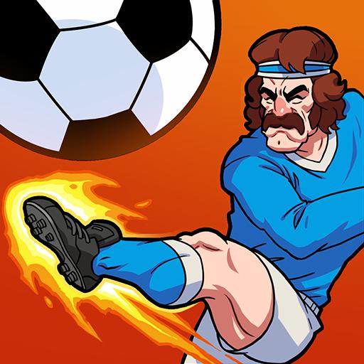 輕踢足球傳奇 Flick Kick Football Legends@美式風格足球遊戲
