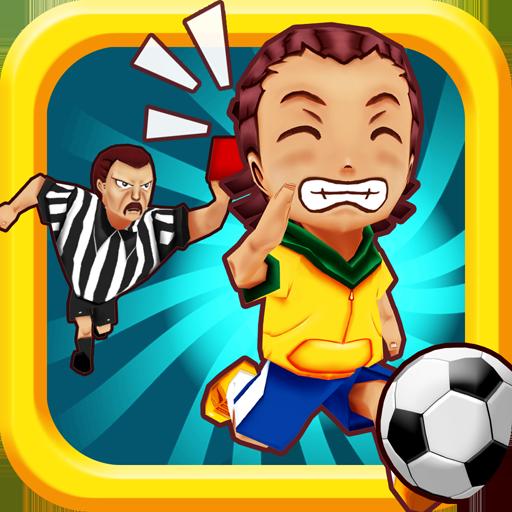 Football Rush – 足球酷跑@可愛有趣足球跑酷遊戲