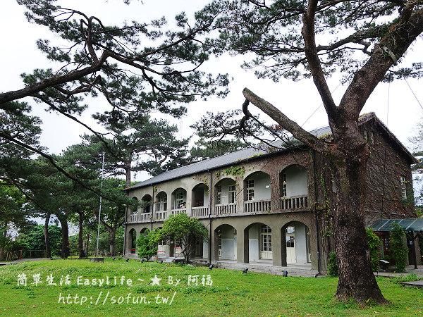 [花蓮景點] 松園別館 – 百年松林圍繞,遠眺南濱海岸風景