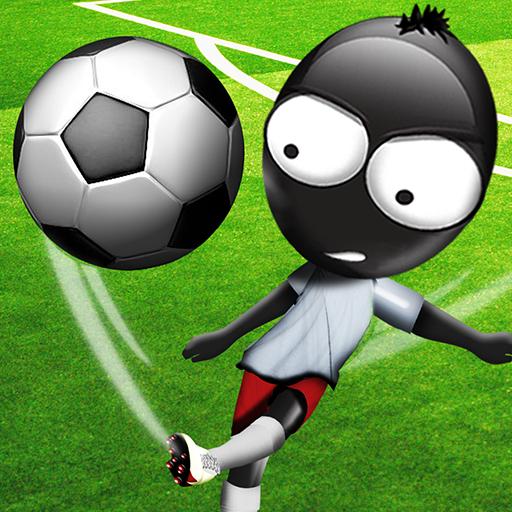 [Android/iOS] 火柴人足球 – Stickman Soccer@可愛耐玩小品遊戲 App