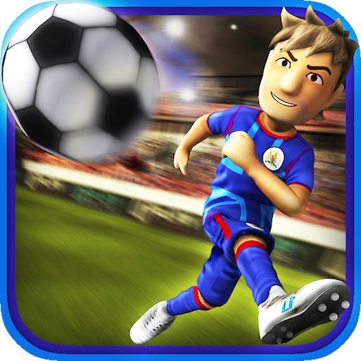 倫敦足球先鋒 Striker Soccer London@順暢好玩足球遊戲