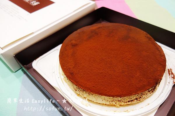 [甜點/團購] 提拉米蘇精緻蛋糕(花蓮總店)@便宜好吃又不膩口