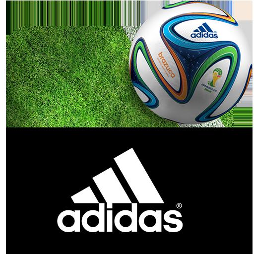 [分享] adidas 世界盃足球賽 – 手機動態桌布 App 下載