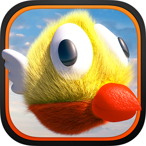 [Android/iOS] Flappy 3D – 笨鳥飛天@立體版難度更高