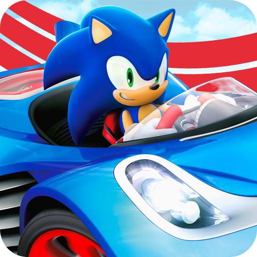 [Android/iOS] 音速小子全明星賽車@好玩多人競速遊戲 App