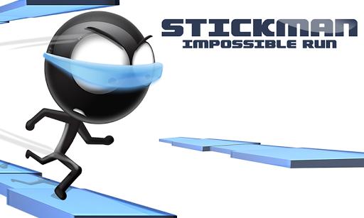 [Android/iOS] Stickman Impossible Run – 火柴人跑酷遊戲@考驗反應速度