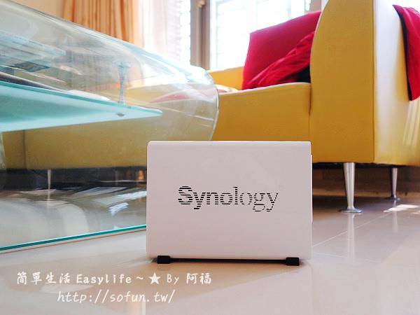 [敗家] Synology DS213j 入門基本款 NAS 開箱評測、使用教學