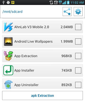 [Android] App Extraction – 手機程式 APK 匯出備分@apk抽取