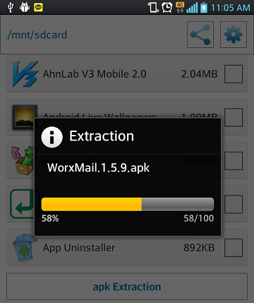 [Android] App Extraction – 手機程式 APK 匯出備分@apk抽取