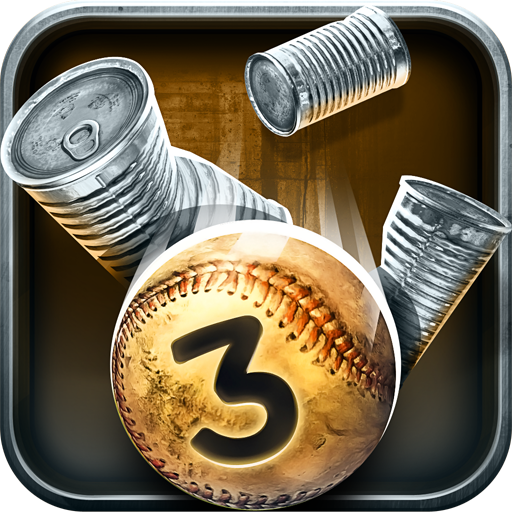 [iOS/Android] Can Knockdown 3 砸罐子宣洩壓力小遊戲