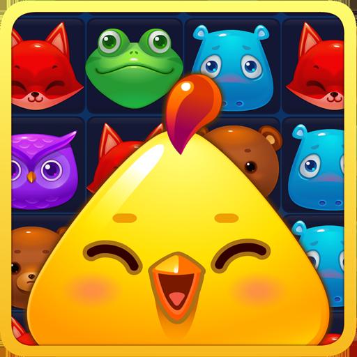 [Android/iOS] 開心消消樂 – 可愛好玩消除遊戲 App@附電腦網頁版