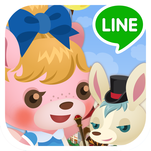 [Android/iOS] LINE Dream Garden 城鎮經營遊戲