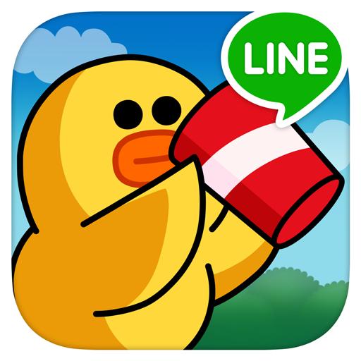 LINE Party Run 明星跑酷.賽跑遊戲@附電腦版.遊戲攻略.修改資訊