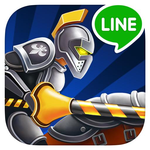 [App] LINE ShakeSpears! 騎士線上即時對戰遊戲@支援 iOS & Android