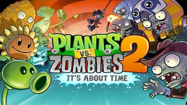 [iOS/Android] 植物大戰殭屍2:時空之旅@必玩塔防遊戲.附電腦版