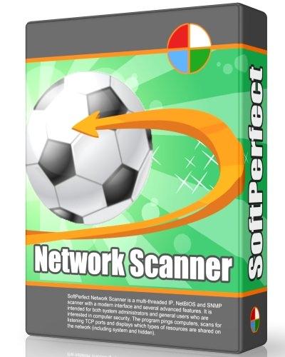 SoftPerfect Network Scanner – 區網.網段掃描軟體下載 (免安裝)