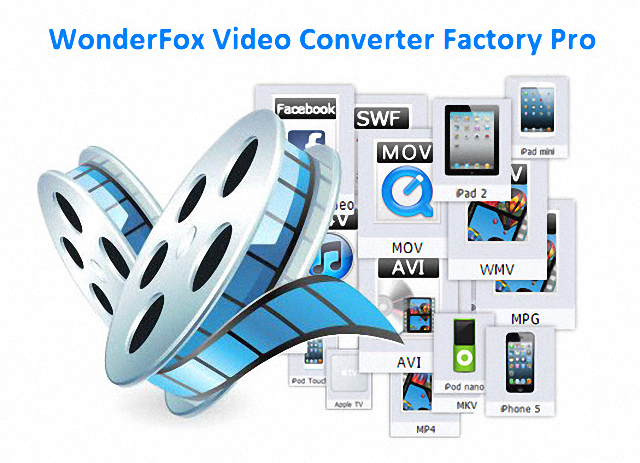 [限免下載] Video Converter Factory Pro – 多功能影音轉檔軟體