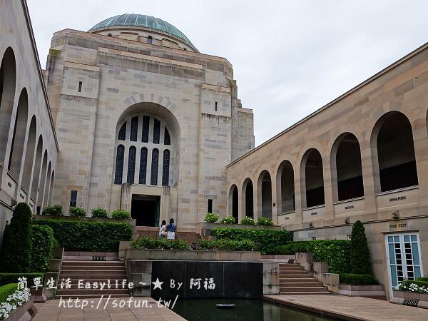 [坎培拉必遊景點] 澳洲戰爭紀念館@展示內容物多.好逛又好拍