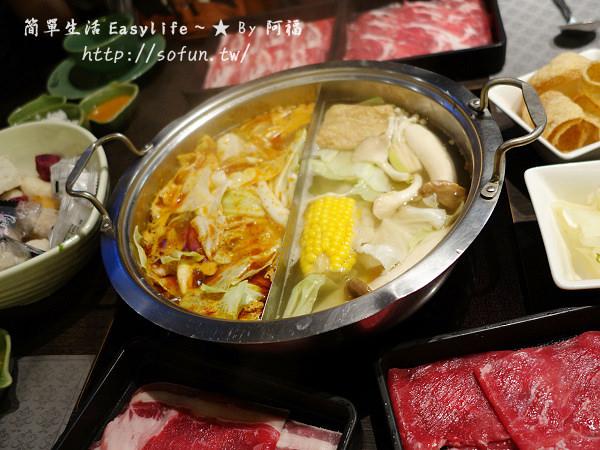 [食記] 新竹巨城主題餐廳。銀湯匙泰式火鍋吃到飽@風味獨特.單價略高
