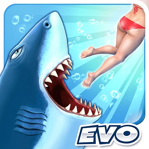 [遊戲] Hungry Shark Evolution 飢餓鯊魚:進化@攻略.修改.破解