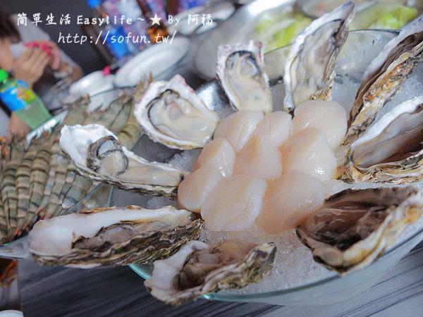 [金門火鍋] 金城鎮模範街:六合極品海鮮鍋物專門店@高檔.新鮮食材