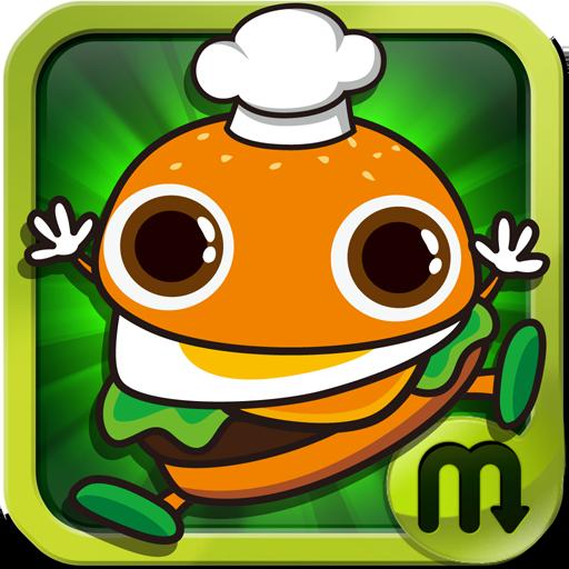 [iOS/Android] 跳躍吧!雞蛋漢堡 – 結合餐廳.農場多種模式經營遊戲