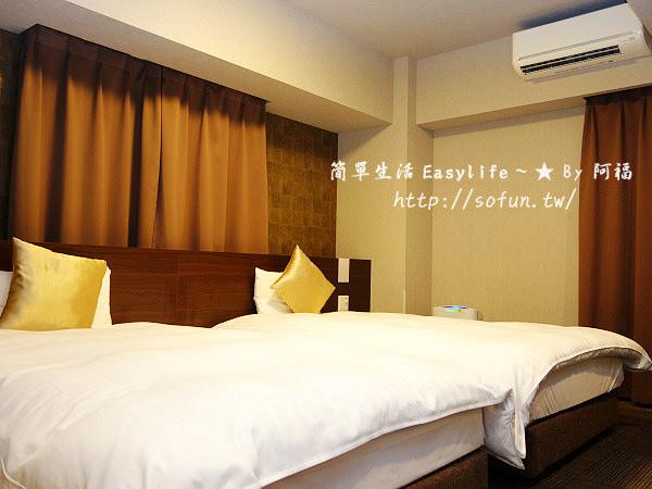 [大阪飯店推薦] 難波多米酒店 Dormy Inn Premium Namba@C/P值高、有溫泉浴池