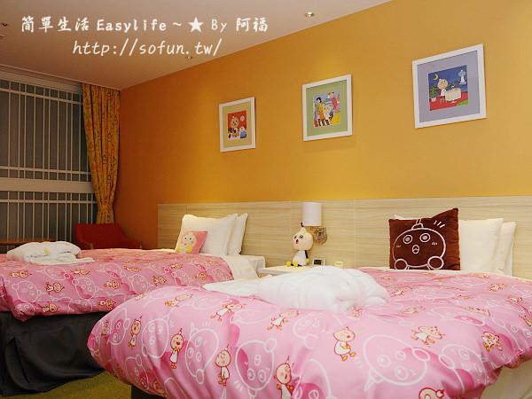 [京都車站旅館] Kyoto Tower Hotel 京都塔飯店@交通便利.景色絕妙