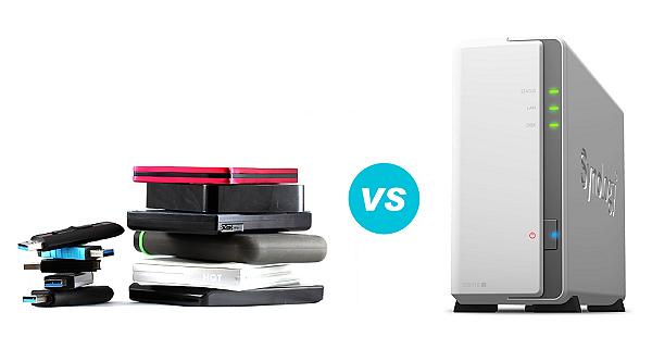 [資訊] 選購 NAS 取代外接式硬碟備份/存取資料理由與優勢