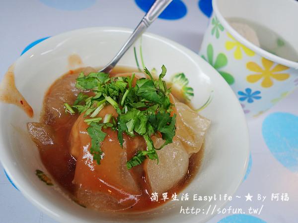 [饒河夜市美食] 陳董藥燉排骨、北斗肉圓@簡單美味.份量多