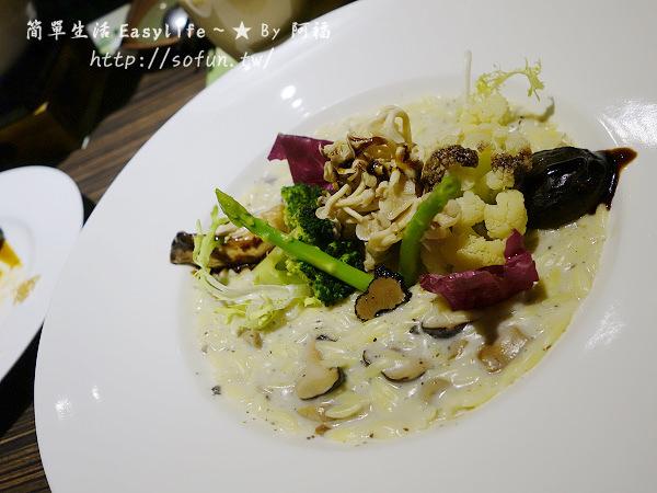 [竹北美食] 寬心園 – 精緻蔬食料理(適合聚餐)@餐點美味、爽口不油膩