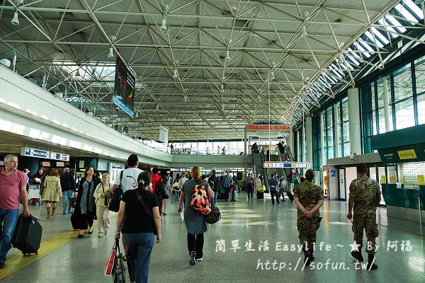 [義大利遊記最終回] 羅馬機場退稅手續 & 教學 ~ 賦歸台灣