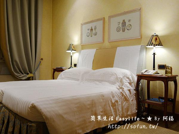 [義大利。羅馬住宿] Aldrovandi Villa Borghese Hotel 五星級飯店@高檔舒適