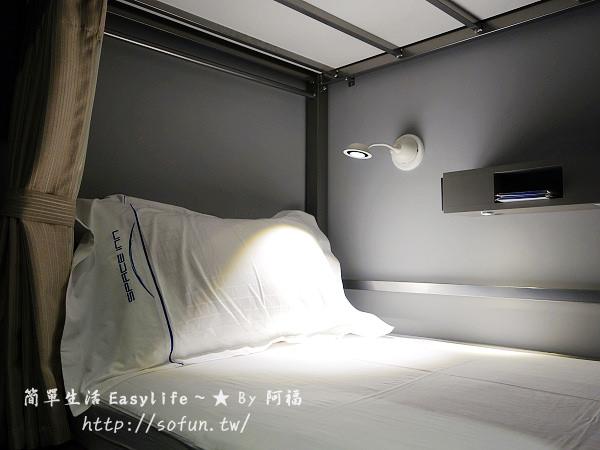 [旅館] 台北太空艙旅舍 Space Inn 背包客旅館@鄰近西門町&火車站