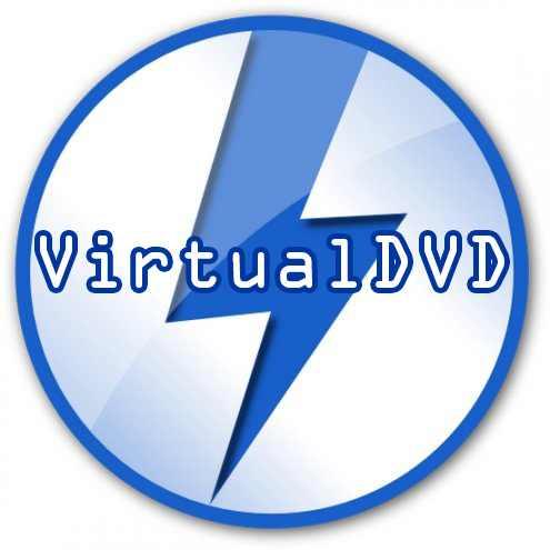 VirtualDVD – 支援開啟映像檔虛擬光碟軟體@中文版