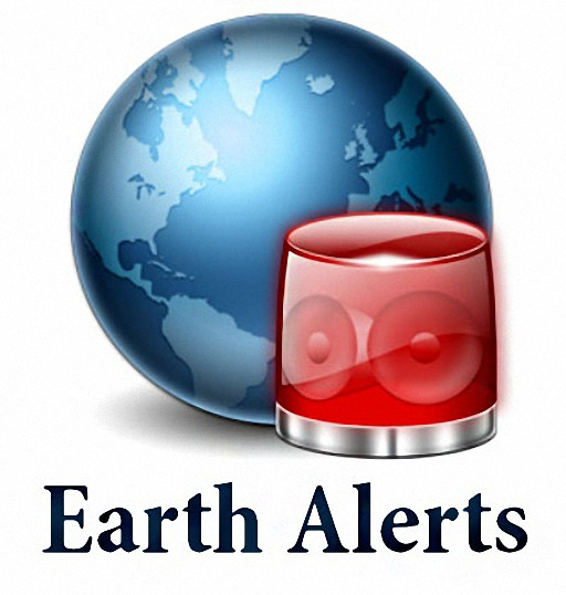 Earth Alerts 即時監看瀏覽全球各地災害情況軟體