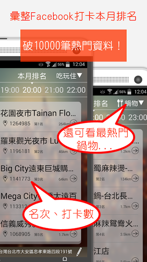 [Android玩樂] FB最夯美食玩樂 – Playce@旅遊美食手機 App