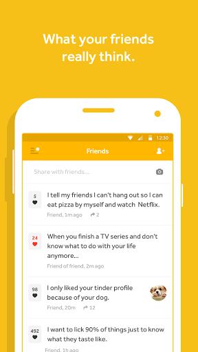 [分享] Secret 高度隱私社交 App 軟體@匿名留言說出真心話