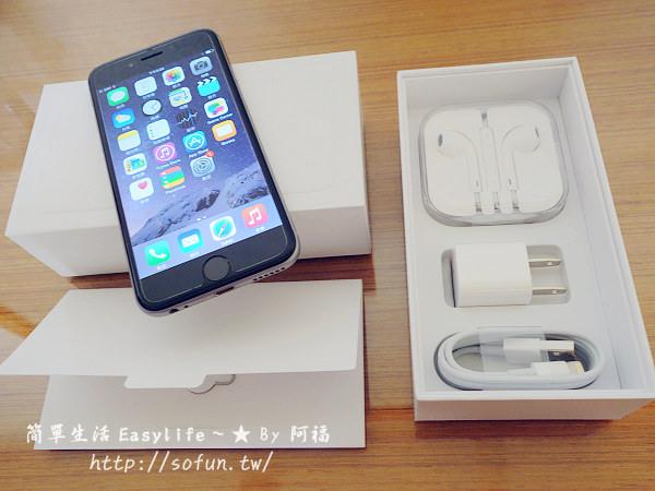 [蘋果玩物] iPhone 6 手機開箱文@使用心得、攝影拍照與包膜資訊