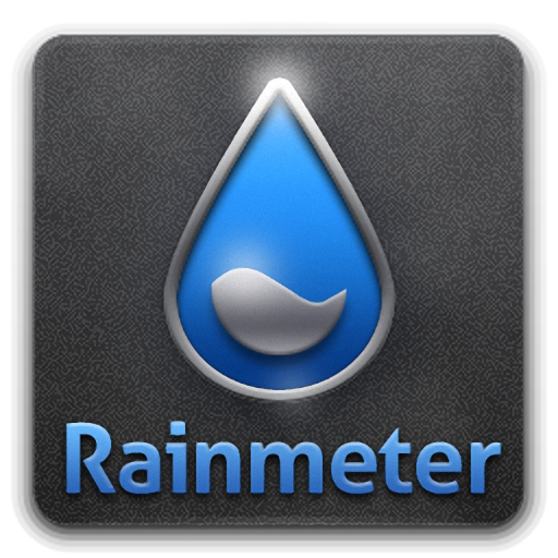 Rainmeter – Windows 桌面美化 & 自訂小工具軟體下載 (附影音教學)@免安裝中文版