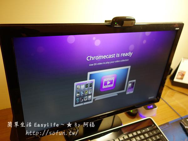 開箱] Synology DS415play 搭配Chromecast 串流教學@看片好幫手- 簡單