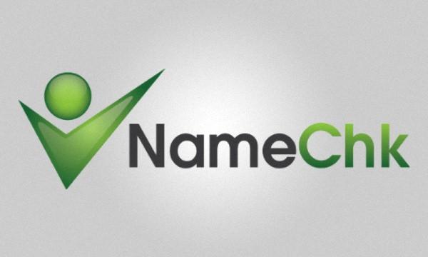NameChk – 創造網路平台萬用帳號@同時檢查數百個社群網站