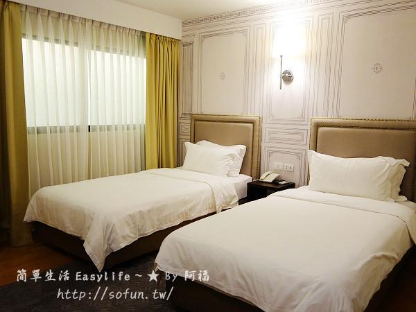 [曼谷住宿] 曼谷特希飯店 Thee Bangkok Hotel 價格親民、環境舒適@免費無線上網