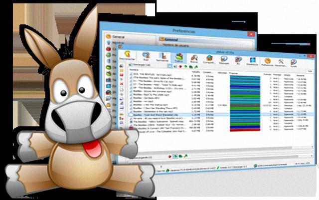 eMule 驢子 – 好康資源 P2P 下載器@免安裝中文版
