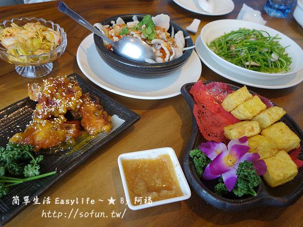 [桃園青埔棒球場周邊美食] 芭里73餐廳@餐點豐富、適合多人聚餐
