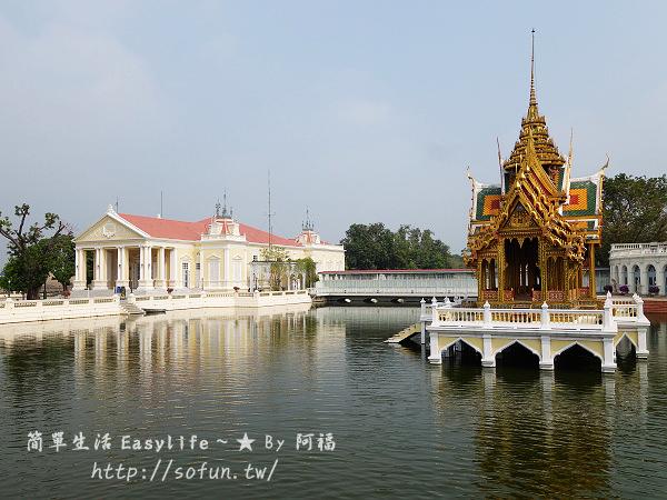 [泰國大城自由行] 邦芭茵夏宮、安娜教堂@蝦市場海鮮料理 (老饕必吃)
