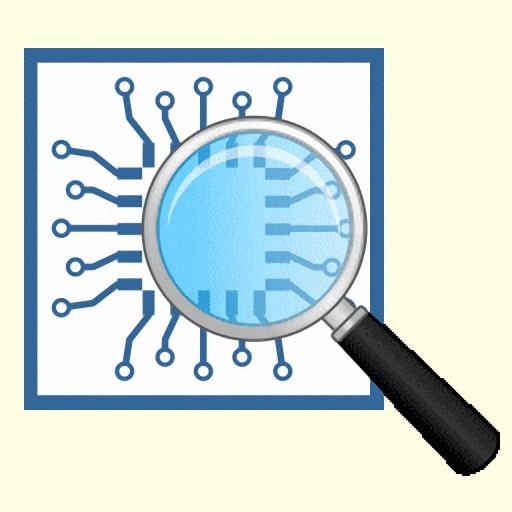 GerbView – 針對PCB印刷電路板開啟 Gerber 專用檢視/列印/轉檔免費軟體