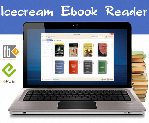 Icecream Ebook Reader – 電子書專用閱讀軟體@免安裝版