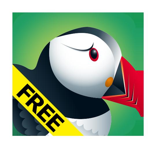 [Android/iOS] Puffin Free – 支援開啟 Flash 特效手機網頁瀏覽器