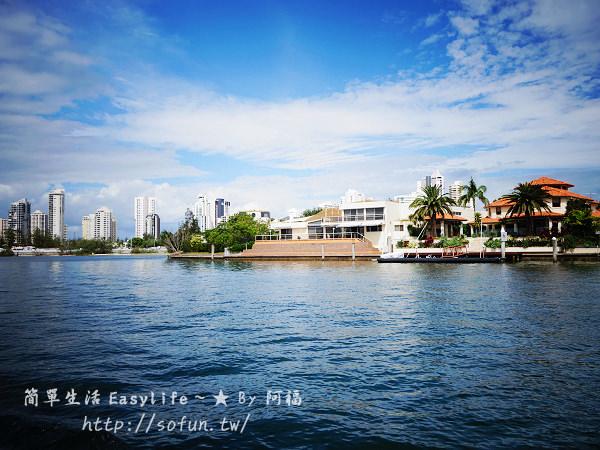 [遊記] 澳洲黃金海岸生活點滴@街景風貌/旅遊景點 (超適合度假城市)